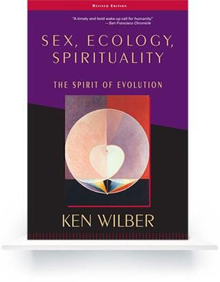 Секс, экология, духовностьё, Кен Уилбер